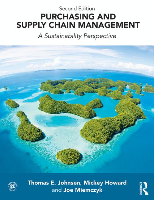 Purchasing And Supply Chain Management : a sustainability perspective