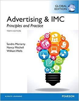 Advertising & IMC : principles and practice