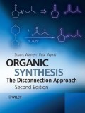 Organic Synthesis : the disconnection approach