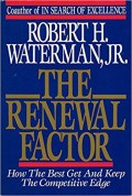 The Renewal Factor : how the best get and keep the competitive edge