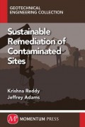 Sustainable Remediation of Contaminated Sites