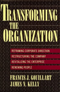 Image of Transforming The Organization