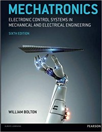 Image of Mechatronics : electronic control systems in mechanical and electrical engineering