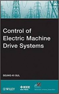 Image of Control of Electric Machine Drive System