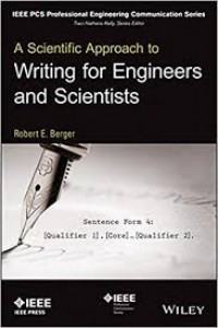 Image of A Scientific Approach to Writing for Engineers And Scientists