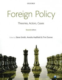 Image of Foreign Policy : theories, actors, cases